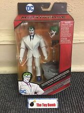 "MIB DC Multiverse THE DARK KNIGHT RETURNS JOKER 6"" Figure KING SHARK BAF Wave!"