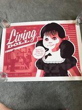 Talky Tina Living Doll-The Twilight Zone-Regular-Dark Hall Mansion-Tom Whalen