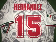 526d8c51597 MEXICO AWAY 1998 LUIS HERNÁNDEZ WC 98