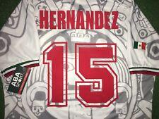 526d8c51597 MEXICO AWAY 1998 LUIS HERNÁNDEZ WC 98