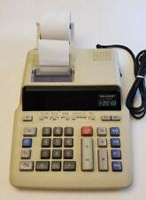 New listing Sharp El-1197Pii 12-Digit Desktop Calculator
