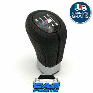 Pomo palanca cambios BMW M SPORT style 6 velocidades Serie 1 3 5 E82 E87 E90 E92