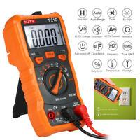 LCD Digital Voltmeter Ammeter Multimeter Voltage Current AC DC Tester Meter H2X0