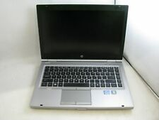 """HP EliteBook 8460p 14"""" Laptop 2.6 GHz i5-2540M 4GB RAM (Grade B No Webcam)"""