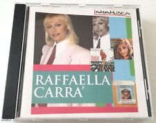 RAFFAELLA CARRA LA MIA MUSICA (SUCCESSI ORIGINALI) CD ALBUM RACCOLTA OTTIMO!