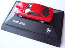 BMW E31 850I E32 750iL 7 8 Series 1602 327 Classic Car Model Postcard Set Gift
