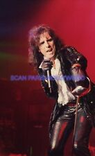ALICE COOPER 90s  DIAPOSITIVE DE PRESSE ORIGINAL VINTAGE SLIDE 35MM  #6