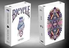 CARTE DA GIOCO BICYCLE AVES 2,poker size