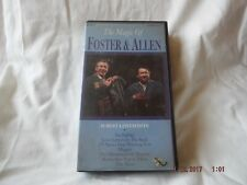 THE MAGIC OF FOSTER & ALLEN  (THIS IS A VHS TAPE NOT A DVD)