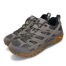 Merrell Moab 2 GTX Gore-Tex Charcoal Grey Gum Men Outdoors Hiking Shoes J99765