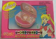 Bandai  Sailor Moon Moon Miracle Music Box Rare