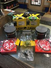 1998-1999 Arctic Cat Zr 600 Piston Kits, Zl, Powder Special, Stock 78mm Bore,