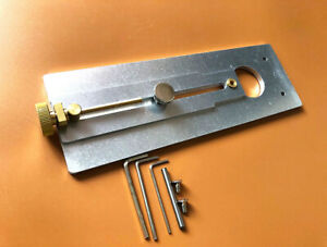 Soundhole and Rosette Routing Jig luthier tool /Guitar Maker