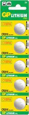 GP Lithium Coin Cell C1 Cr2016