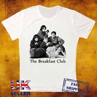 THE BREAKFAST CLUB TEEN COMEDY DRAMA TV RETRO VINTAGE HIPSTER UNISEX T SHIRT 596