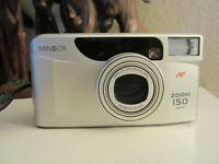 Minolta AF Zoom 150 Date 35mm Camera