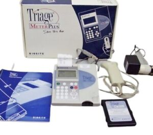 Biosite Triage Meter Plus Portable Chemical Lab Analyzer