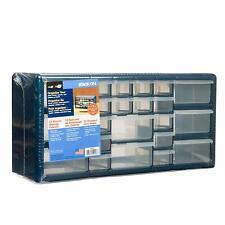 Stack-On DSLB-22 22 Bin Plastic Drawer Parts Storage Organizer Cabinet
