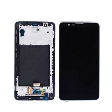 For LG Stylo 2 Plus 4G MS550 K550 LCD Screen Digitizer Touch+Front Frame US