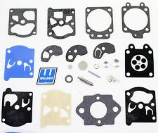 Carburetor Kit & Intake Mounting Gasket fit Stihl BR320L Power Broom WT489 CW8