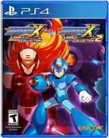 Mega Man X: Legacy Collection 1 + 2 for PlayStation 4 [New PS4]