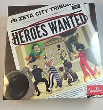 Heroes Wanted Board Game Sealed New Action Phase