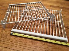2 KitchenAid Superba Refrigerator Freezer Wire Shelf Shelves