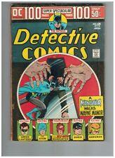 Detective Comics #438 Batman 100 Page Super Spectacular  1974 DC Comic VG