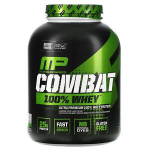 Combat 100% Whey Protein, Cookies 'n' Cream, 5 lbs (2,269 g)