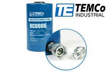 "TEMCo HC0006 - Hydraulic Cylinder Ram Single Acting 10 TON 2"" Inch Stroke"