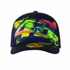 Valentino Rossi gorra de béisbol VR46 MotoGP Oficial de prueba de invierno azul 2020
