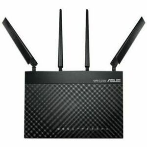 ASUS 4G-AC68U LTE / 4G / 3G / Ordinary Broadband Wireless Router with SIM Card