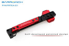 Barrowch Red Aluminium Graphics Card GPU Extendable Support  - 380