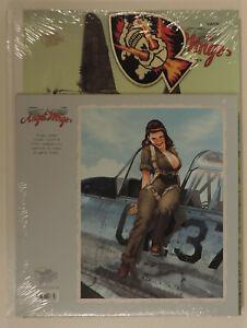 Angel Wings 1 Burma Banshees Hugault Luxe GF Paquet 2014 EO TBE