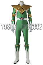 Mighty Morphin Power Rangers ZYURANGER Tommy Gruen Green Cosplay Kostüm Costume