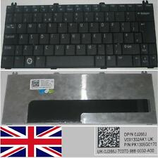 Clavier Qwerty UK DELL Mini 12 Insp 1210 V091302AK1 PK1305G0170 0J266J Noir