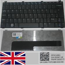 Clavier Qwerty UK DELL Mini 12 Insp 1210 V091302AK1 PK1305G0170 0J266J Noir