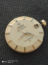 Perfect Omega Constellation Pie Pan automatic movement cal. 564, working   (005)
