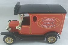 LLEDO DAYS GONE COOKIE COACH COMPANY 1920 FORD MODEL T VAN DIECAST LOOSE