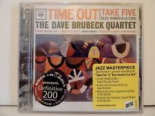 Sealed ! Re-Mastered Dave Brubeck CD Time Out, CK 65122 ,