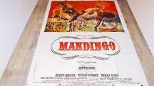 MANDINGO   ! affiche cinema