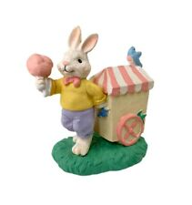 Midwest Of Cannon Falls Cottontail Lane Carnival Fair Bunny Cotton Candy Vendor