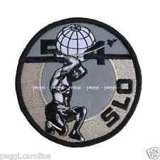 Patch A195 Servizio Logistico Operativo SLO 504° Gruppo 4° Stormo Grosseto Toppa