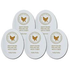 [HOLIKA HOLIKA] Smooth Egg Skin Peeling Gel Samples 5pcs - Korea Cosmetics