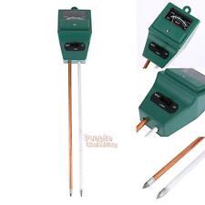 3 in 1 Soil Moisture Meter PH Tester Soil Thermometer Gauge Garden Accessories