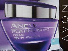 Crème de jour SPF 25 ANTI-ÂGE AVON ANEW PLATINUM / 60+