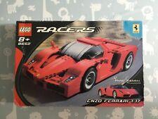 LEGO RACERS 8652 ENZO FERRARI NUOVO