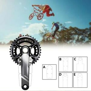 Crank sticker Decals MTB Multiple size options Protector TPH film Bicycle