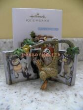 Hallmark 2011 Living The Wild Life Where the Wild Things Are Christmas Ornament