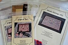 Samplers and Such You Choose Your Counted Cross Stitch Chart Rebecca Dorrie
